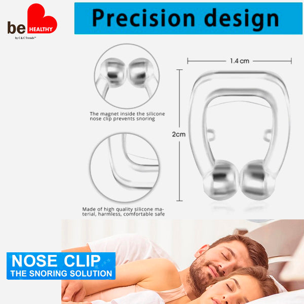 Anti Snore Magnetic Nose Clip 5