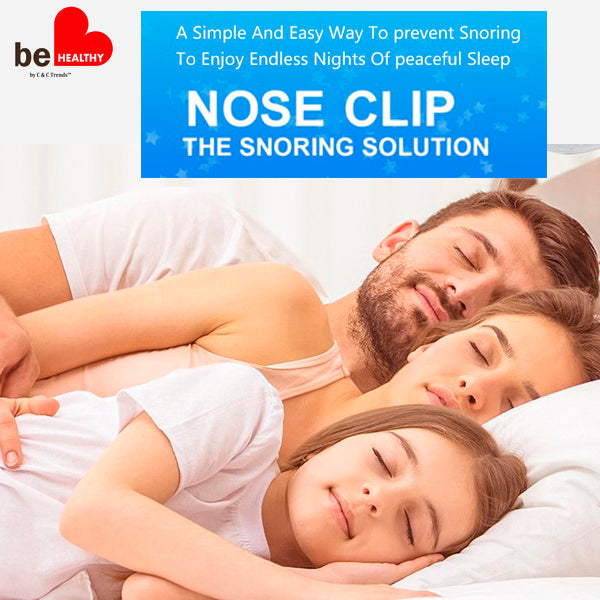 Anti Snore Magnetic Nose Clip 6