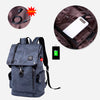 Anti theft USB Backpack for Teenagers