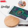 Bamboo Wireless Charging Pad 1