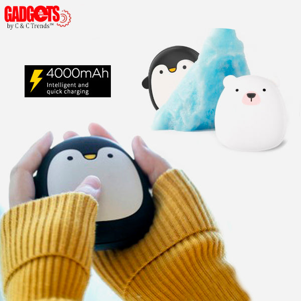 Cartoon Portable Quick Hand Warmer 1a