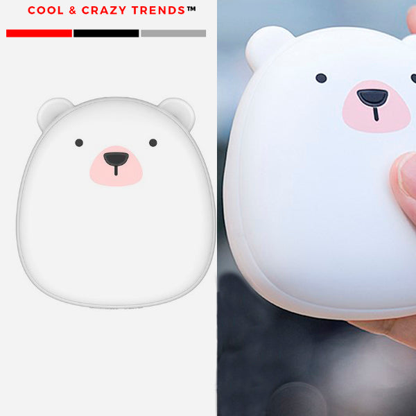 Cartoon Portable Quick Hand Warmer