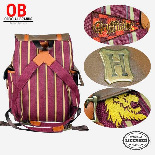 Casual Harry Potter Youth Backpack 3