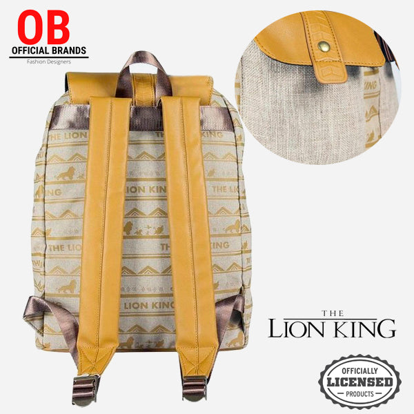 Casual Lion King Youth Backpack 3