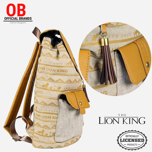 Casual Lion King Youth Backpack 4