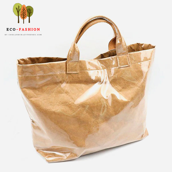 Casual Double layer Paper Tote