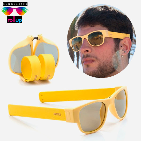 Cool Roll-Up Sunglasses 4