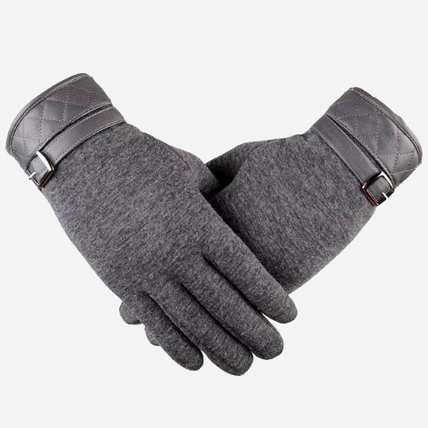 Cool Cashmere Touch Screen Gloves