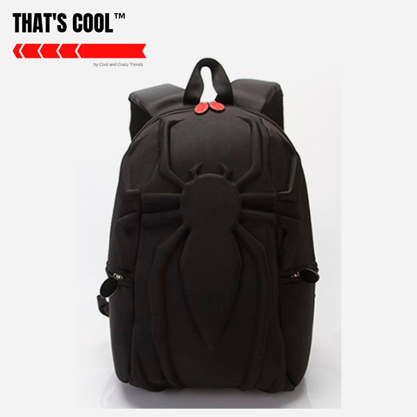 Cool Fashion 3D Spider Backpack