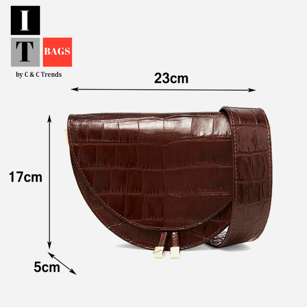 Cool Fashion Mini Saddle Bag
