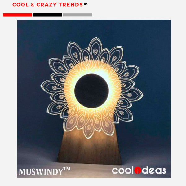 Cool Musical Windmill Night Lamp (Muswindy™)