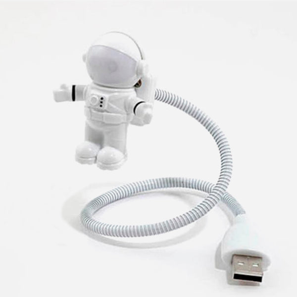Cool USB Mini Astronaut Lamp for Computer