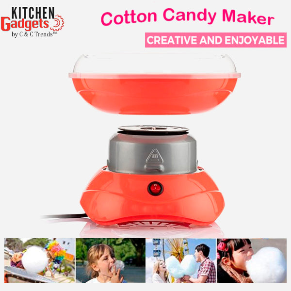 Sweet Cotton Candy Maker Machine 2