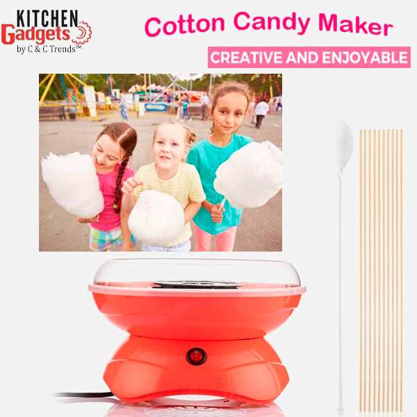 Sweet Cotton Candy Maker Machine 3