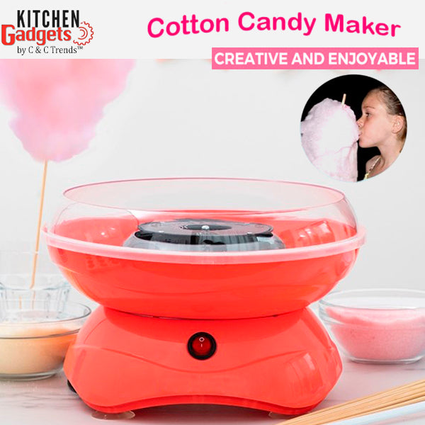 Sweet Cotton Candy Maker Machine 4