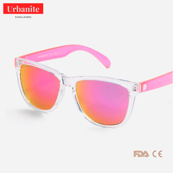 Crystal Pop UV400 Fashion Sunglasses