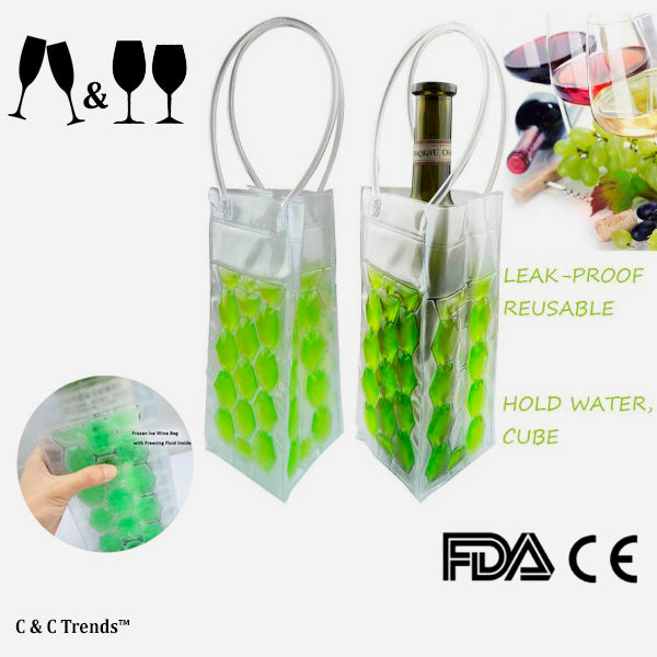 Stylish Gel Cooler Bag for your drinks