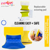 Double-sided Magnetic Glass Cleaner 10