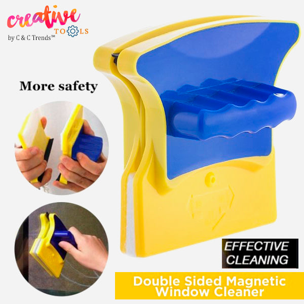 Double-sided Magnetic Glass Cleaner 2