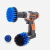 Drill Cleaning Scrub Brush Kit (3 pcs)