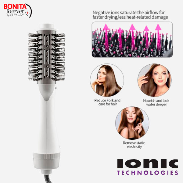 Dryer & Volumizing Multifunctional  Ionic Brush 7