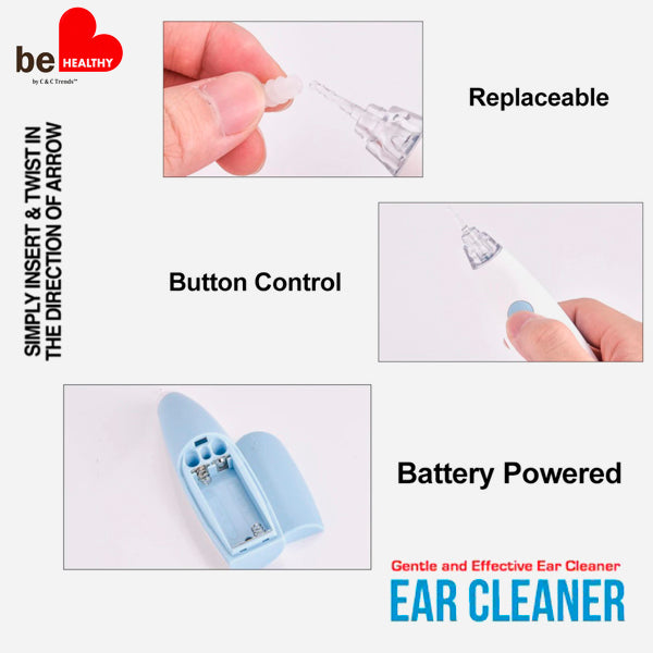 Easy Automatic Ear Wax Cleaner 4