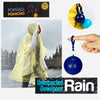 Emergency Rain Poncho Ball