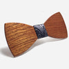 Fashion Wood Bow Tie for Men