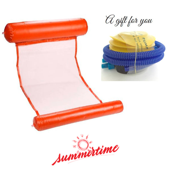 Foldable Floating Sleeping Hammock