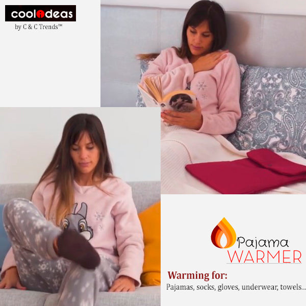 Functional Pajama Warmer Case