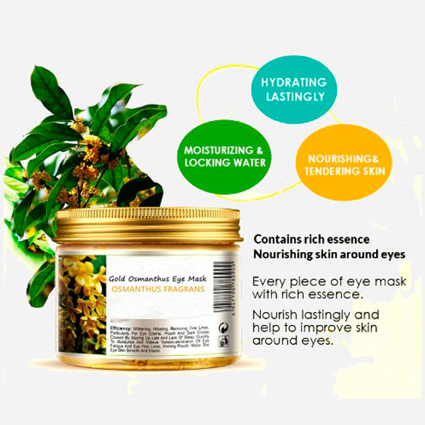 Gold Osmanthus Eye Mask (80 pcs/ bottle)