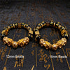 Golden Tibetan Mantras Lucky Energy Bracelet