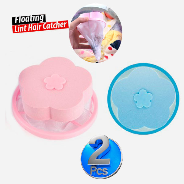 Hair Catcher Ball for Washing Machine (2 Pcs)