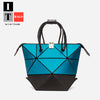 Holographic Trapezoidal Folding Multi-style bag