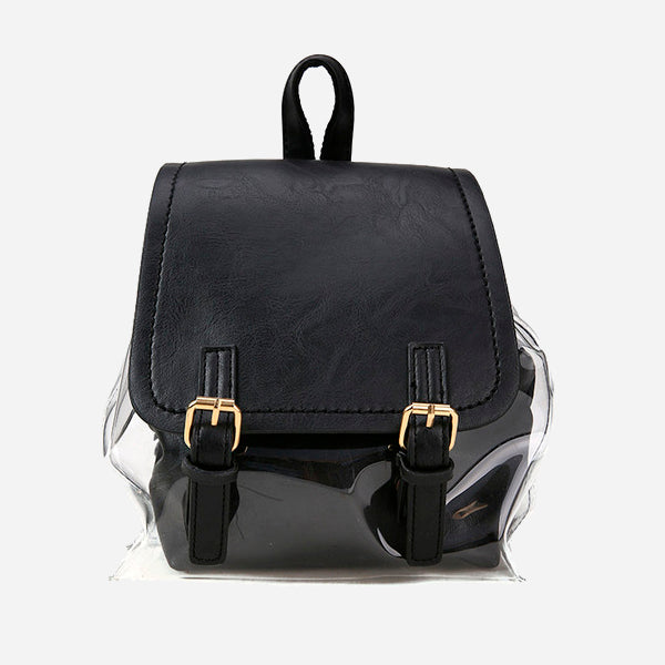 Kawaii Transparent Urban Backpack
