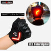LED Turn Signal Gloves for Riders 2