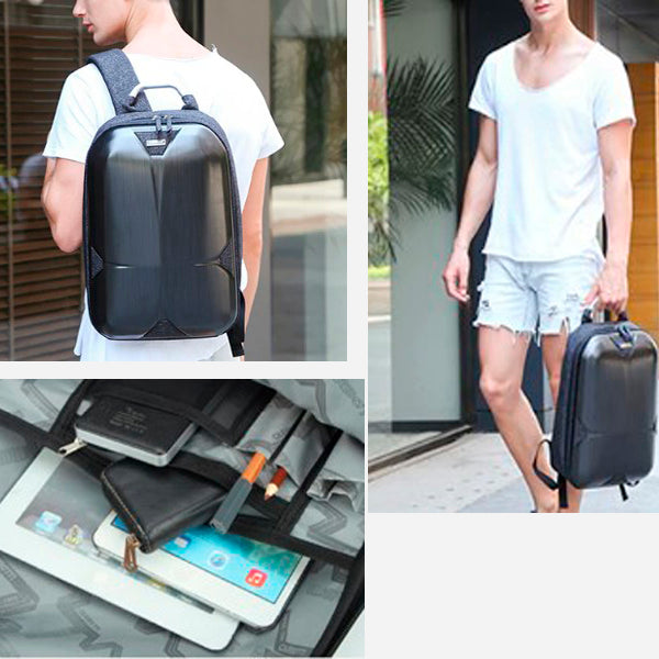 Laptop Hard Shell Business Backpack