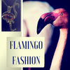Luminous Flamingo Necklaces