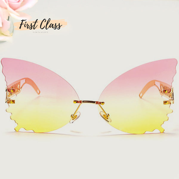 Luxury Royal Butterfly Sunglasses 25