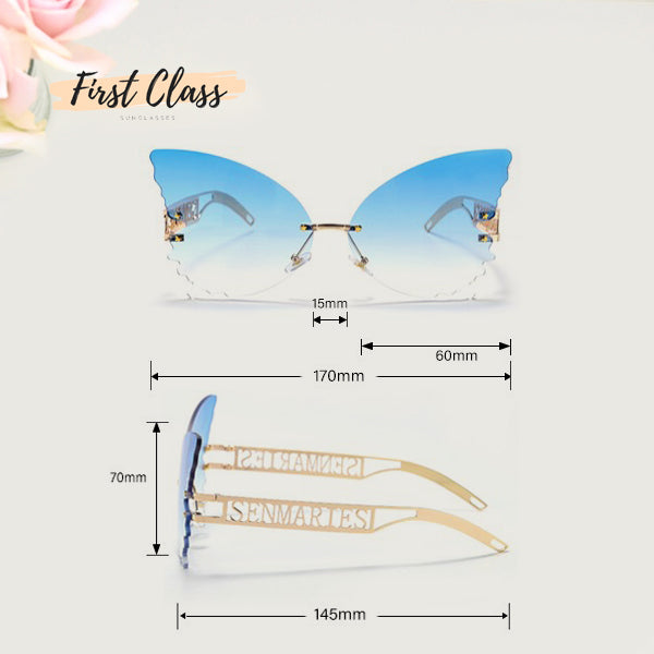 Luxury Royal Butterfly Sunglasses 26