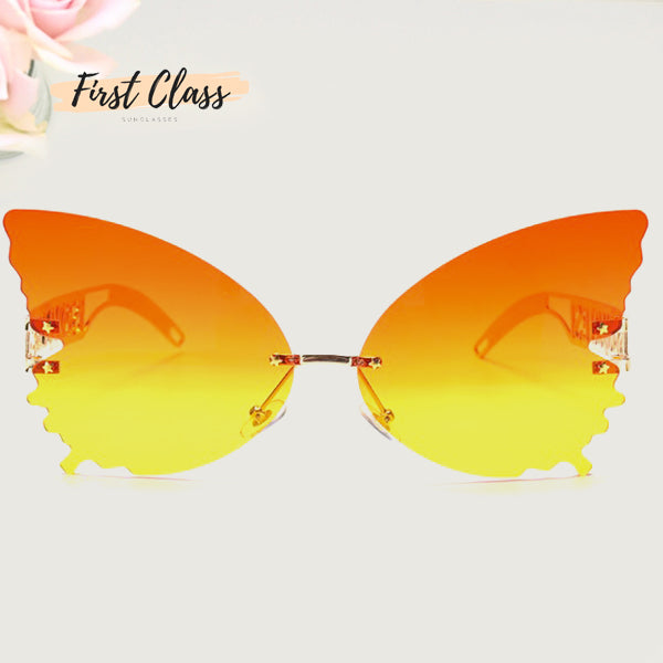 Luxury Royal Butterfly Sunglasses 27