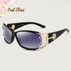 Luxury Baroque Feminine Sunglasses