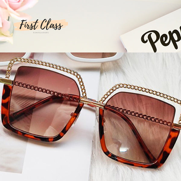 Luxury Stylish Square Sunglasses