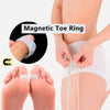 Magnetic Acupressure Foot Toe Rings 1a
