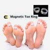 Magnetic Acupressure Foot Toe Rings 2a