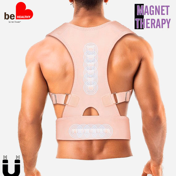 Magnetotherapy Adjustable Posture Corrector Corset