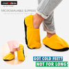 Microwave Foot Warmer Slippers 4