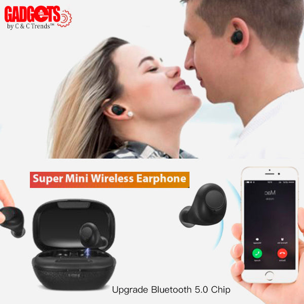 Mini Stereo Wireless Earphones with EDR Bluetooth chip 1a