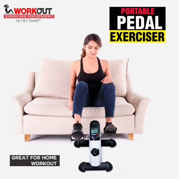 Multifunction Pedal Exerciser Workout 2