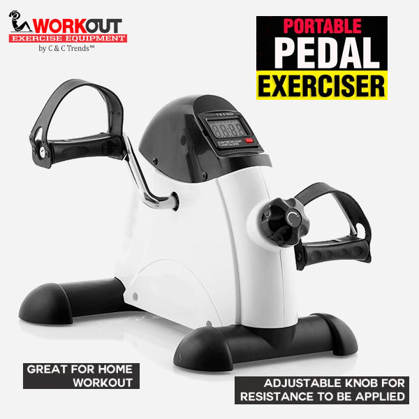 Multifunction Pedal Exerciser Workout 3